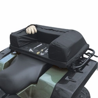 Classic ATV Rear Rack Bag - Black