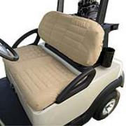 Classic Golf Car Seat Cover