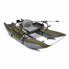 Colorado Xt Pontoon Boat - Sage-Gray