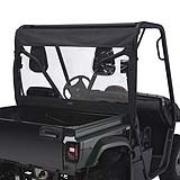 Classic's UTV Rear Windows