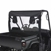 Yamaha Rhino UTV Rear Window - Black