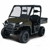 09-On Polaris Ranger UTV  XP / HD Windshield - Black