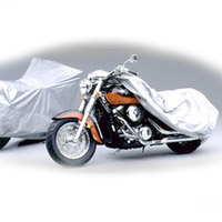 "Covercraft Ready Fit ""Pack Lite"" Chopper / Large Cruiser Motorcycle Covers"