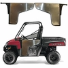 09-14 Polaris Ranger 800 Pro One iTi Full Doors Swing Open Steel Frame Alum Skin
