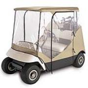 Classic Travel 4-Sided Golf Car Enclosure