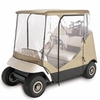 Travel 4 Sided Golf Car Enclosure - Sand