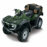 Classic Evolution ATV Rear Rack Bags - AP HD®