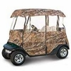 Classic Deluxe Camo Golf Car Enclosure