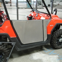 Pro One / iTi Full Doors For<BR>09-14 Polaris RZR / S / XP