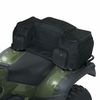 Classic Evolution ATV Rear Rack Bags - Black
