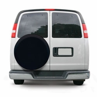 Classic Universal Spare Tire Cover - Large