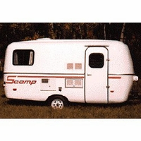 Scamp Travel Trailer Covers