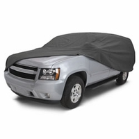 Polypro 3 Suv Cover Charcoal - Full Size