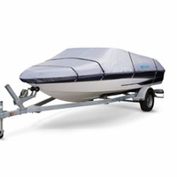 Classic SilverMAX Trailerable Boat Covers 12' to 14'L  Model - AA
