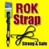 10' ROK Adjustable Elastic Cargo Luggage Strap 200 lbs