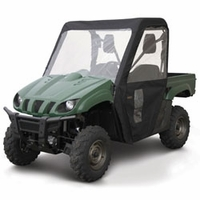 09-On Polaris Ranger UTV Cab Enclosure XP / HD - Black