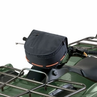 ATV Handlebar Cargo Bag - Black