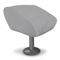 Boat Folding Seat Cover Gray
