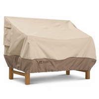 Classic Veranda Patio Love Seat Cover - Medium Loveseats