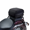 Motorcycle Tail Bag - Black