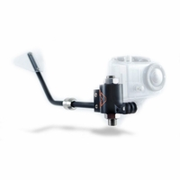VectorMount GoMT Single GoPro Camera Mount - BLACK
