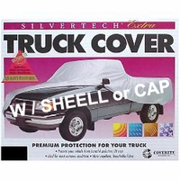 Silvertech Truck Cover With Shell