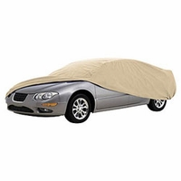 Softbond 3 Layer Car Cover - Size D