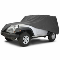 Deluxe PolyPro 3 Jeep Covers By Classic