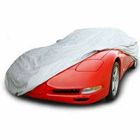 Corvette Targa Fastback, Coupe 1997-2002; 2 Dr. Hatchback / 2 Dr. Fastback Sedan / Notchback Coupe Body Style Custom Prestige  Waterproof Car Covers