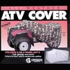 Coverite Camouflage Nylon ATC Cover