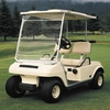 Golf Car Windshield Clear