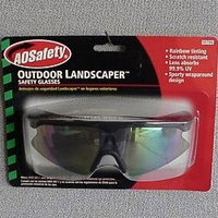 AO Safety Sport Tinted Safety Glasses Free Shipping!!