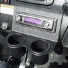 Yamaha Rhino Dual Cup / Drink Holder w/ Radio Mount
