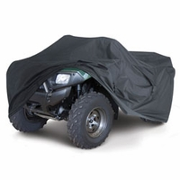 Classic ATV Travel & Storage Cover - XX Large - Black