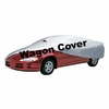 Silvertech Station Wagon Cover Size - SW-C - No Zipper Door
