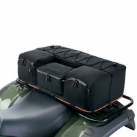ATV Rear Rack Bag W-Cooler - Black