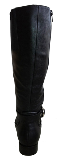 ros hommerson s skylar wide calf boot black