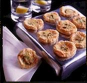 Crab Lemongrass Tartlettes