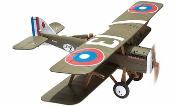 RAF S.E.5a Model, USAAS, 25th Aero Squadron - Corgi AA37706 - click to enlarge