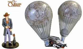 The Golden Compass: Lee Scoresby's Balloon Diecast Model - Corgi - click to enlarge