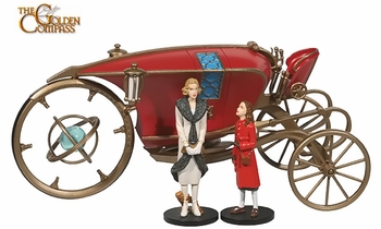 The Golden Compass: Mrs. Coulter's Carriage Diecast Model - Corgi - click to enlarge