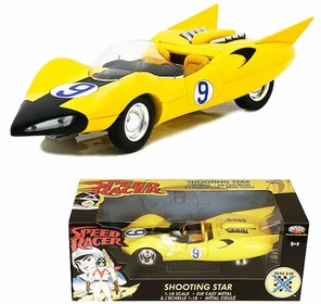 Speed Racer Shooting Star 1:18 Diecast Model - RC2 Ertl - click to enlarge