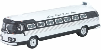Flxible Clipper Bus Model, King Ward Coach Lines - Corgi US54209 - click to enlarge