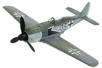 Fw 190 A-5 Model, Luftwaffe, Josef Priller - Dragon Wings 50095 - click to enlarge