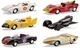 Speed Racer 1:64 Diecast Model Set of 6 - Johnny Lightning (2007)
