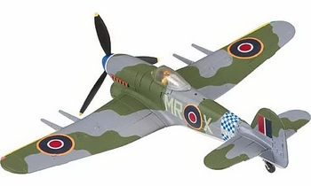 Typhoon Mk.IB Model, RAF, No. 245 Squadron - Corgi AA36503 - click to enlarge
