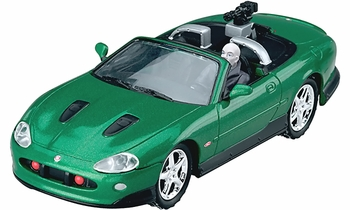 Jaguar XKR Model, James Bond: Die Another Day - Corgi CC07603 - click to enlarge
