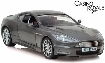 Aston Martin DBS Model, James Bond: Casino Royale - Corgi CC03801 - click to enlarge