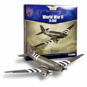 C-47 Dakota Model, RAF 271 Sqn, David Lord - Corgi AA30003 - click to enlarge