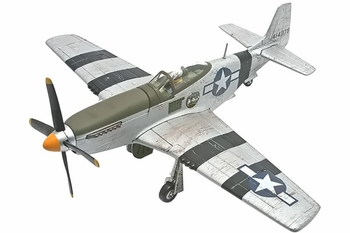 "P-51D Mustang Model, USAAF ""Bud"" Mahurin - Corgi US32221 - click to enlarge"